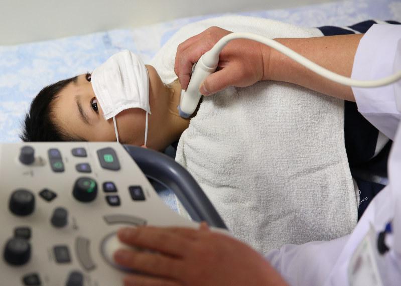 甲状腺がん診断数の増加